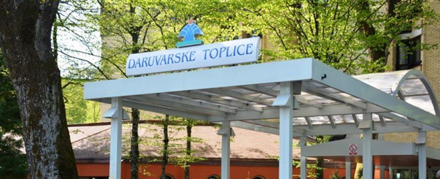 NOVA INVESTICIJA U Daruvarske toplice ulaže se 3.5 milijuna kuna