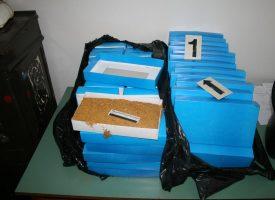 DUHANSKI RAT Do ožujka bjelovarska policija zaplijenila preko 114 kg duhana