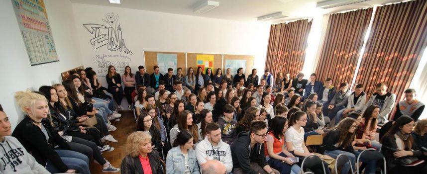 HVALEVRIJEDAN PROJEKT Održani 25. Dani slobodne nastave u Ekonomskoj školi