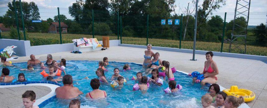 TURIZAM U V. Grđevcu nakon otvaranja bazena očekuju 40 tisuća posjetitelja