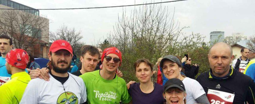 Ravnateljica i prijateljica istrčale prvi polumaraton