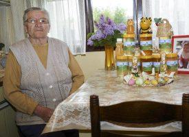 NAJSTARIJA HRVATSKA PČELARKA Med bake Margite liječi sve tegobe