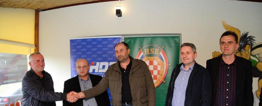 NOVA KOALICIJA U V. PISANICI HDZ i HSS zajedno na lokalne izbore