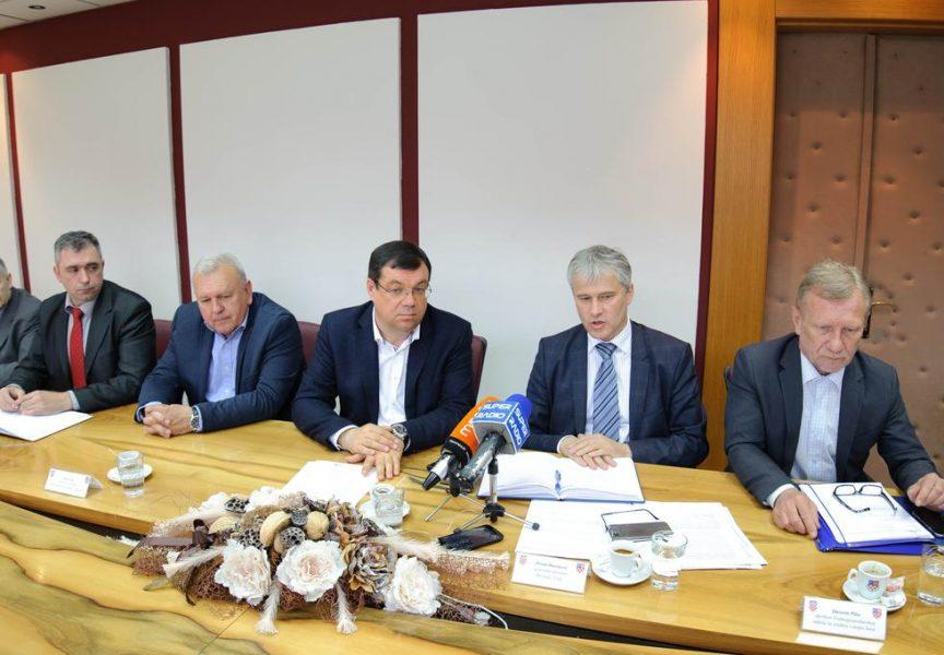 VIŠI STANDARD Prezentirani zajednički napori BBŽ i Hrvatskih voda