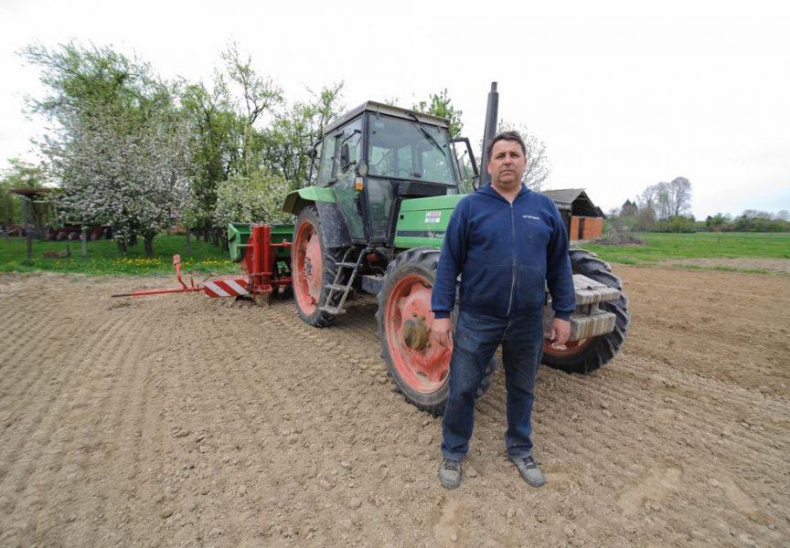 SADNJA KRUMPIRA Kooperanti završili sadnju krumpira na 370 hektara