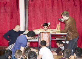 DAN OTVORENIH VRATA Tehnička škola Bjelovar organizirala brojne radionice