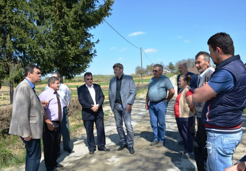 ŽUPANIJSKI KUTAK Nastavlja se obnova županijskih prometnica