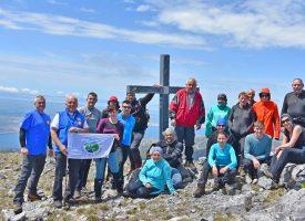 Članovi HPD Garjevice na jednoj od najtežih planinarskih avantura