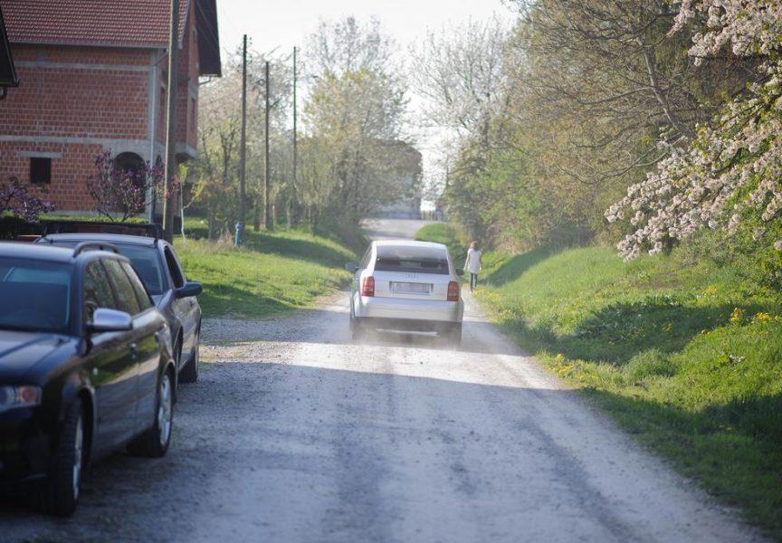SLUČAJ LIVADSKA Stanari prašnjave ulice oštro demantiraju Grad Bjelovar