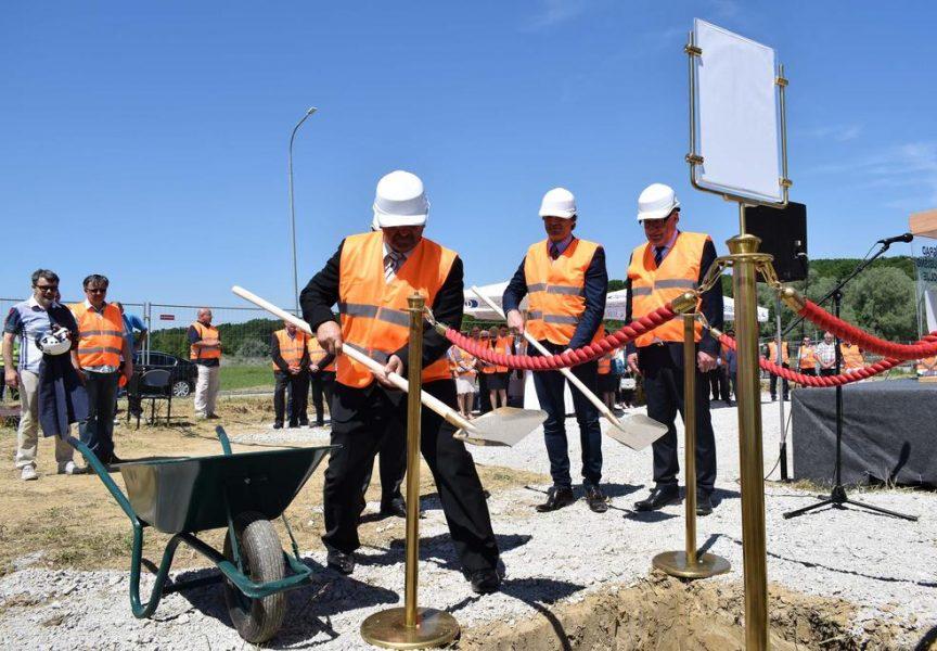 GRUBIŠNO POLJE Nakon sedam godina priprema počela gradnja energane vrijedne 34 milijuna eura