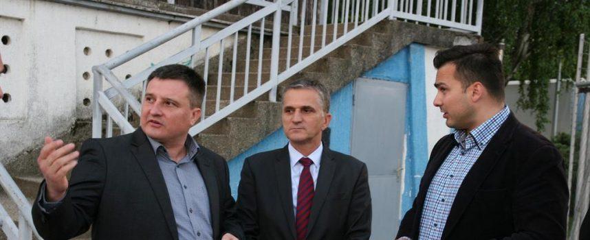 ANTE TOPALOVIĆ Gradit ćemo novi Gradski stadion po boljem modelu financiranja