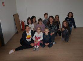 PLESNI LABORATORIJ 2 U pripremi plesna predstava Pikniknik u čijoj kreaciji sudjeluju i djeca