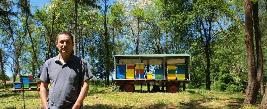 JEDINSTVENA IDEJA Supružnici Balja u Garešnici otvorili prvi hrvatski hotel za pčele