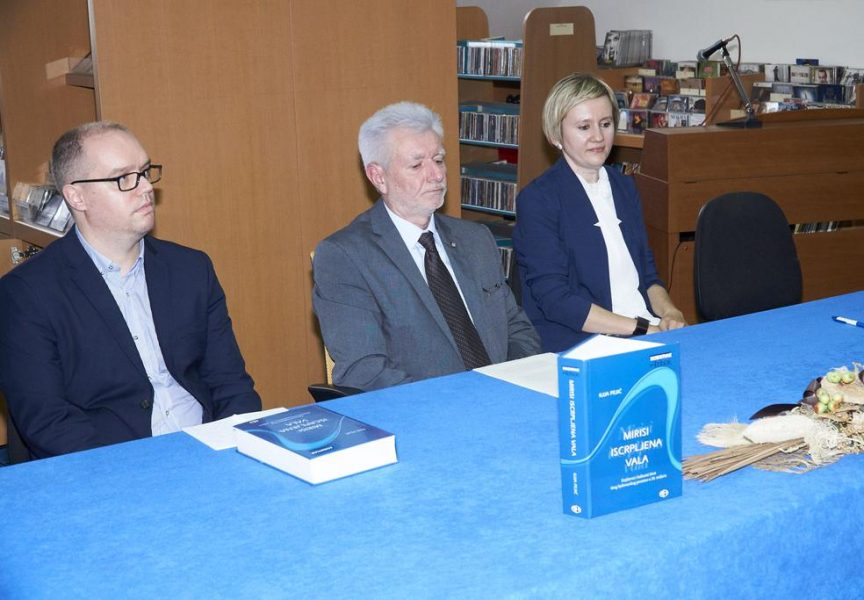 MIRISI ISCRPLJENA VALA Objavljen jedinstven leksikon književnih i kulturnih stvaratelja