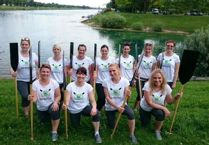 NEREIDE Nova bjelovarska veslačka priča