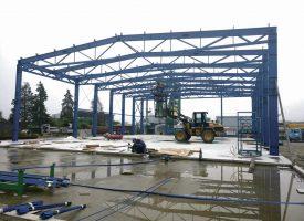 INVESTICIJA U Bjelovaru niče pogon za proizvodnju teretnih vozila budućnosti