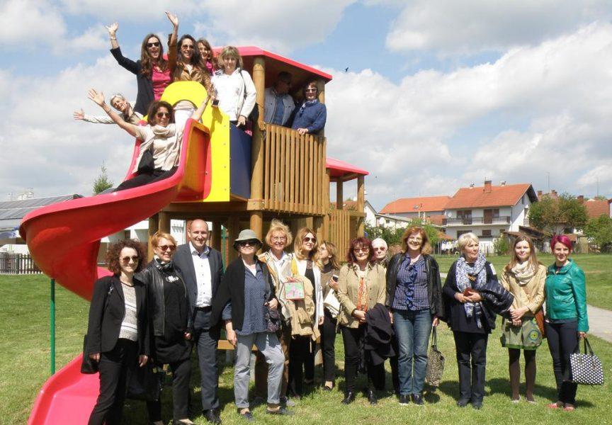 SURADNJA Članice Međunarodnog kluba žena Zagreba posjetile Daruvar