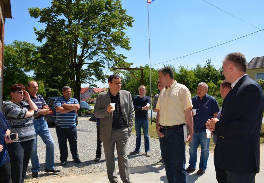 ŽUPANIJSKI KUTAK U Ivanskoj oduševljeni suradnjom sa Županijom