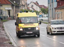 OPASNA IGRA Lažna dojava da se u Narti automobil zaletio pod kamion