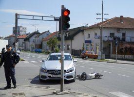 POLICIJA SPREMNA Vozači im moraju pokazati dozvolu AM kategorije