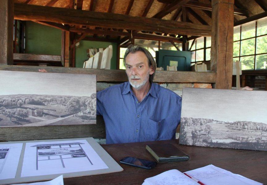 DARKO TOTH Bilogorski pejzaži kao motiv za školu slikanja