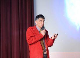 ČUDESNI SVEMIR Ante Radonić, najveći hrvatski poznavatelj svemirskih prostranstava održao predavanje