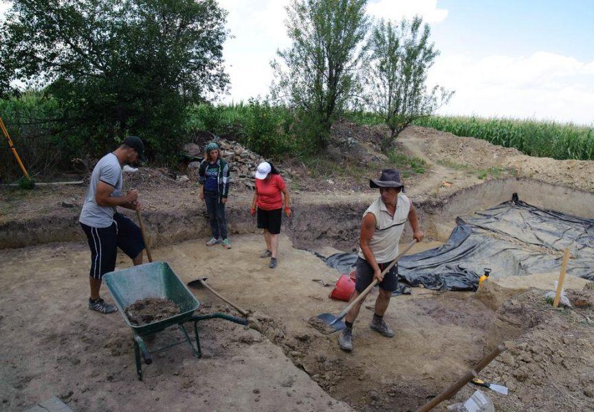 BOGATA POVIJEST MLADOG GRADA Arheolozi kopaju na sve strane