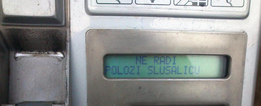 TELEFONSKE GOVORNICE Usluga koju Bjelovarčani gotovo uopće ne koriste