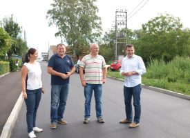 RADOVI Bjelovar se u ljetnom periodu pretvorio u veliko gradilište