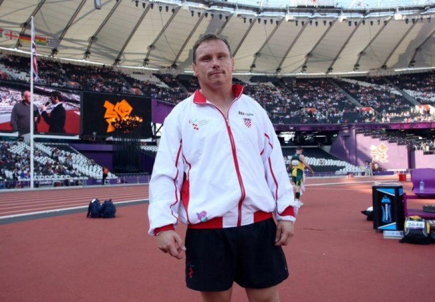 SVJETSKO IPC PRVENSTVO U ATLETICI Albin Vidović peti s državnim rekordom