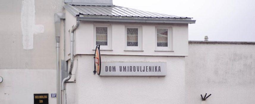 REKONSTRUKCIJA Započela obnova Doma umirovljenika u središtu Čazme