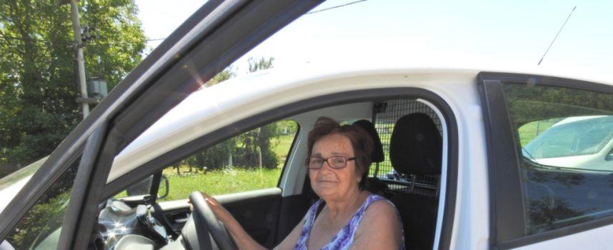 Životna odiseja vozačice kipera