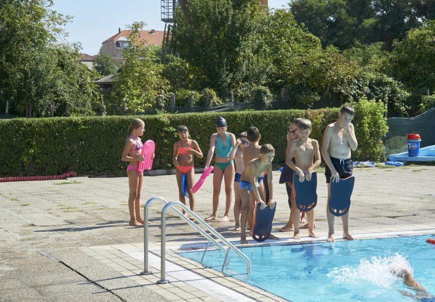ODLIČNO LJETO Pri kraju jedna od najuspješnijih kupališnih sezona na bjelovarskom bazenu