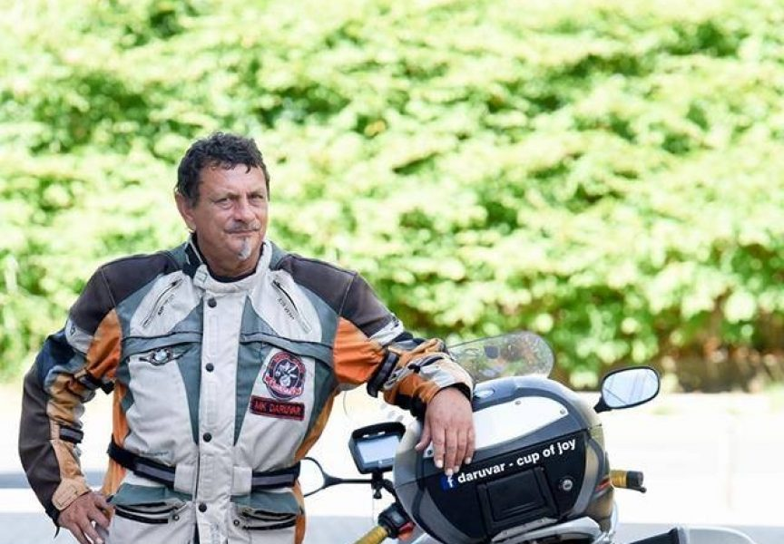 CUP OF JOY Goran Bence prevalio 10 tisuća kilometara dug put Kraljevskom cestom
