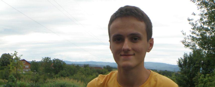 GENIJALAC Mario Zec najbolji je daruvarski maturant