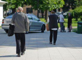 NASILJE NAD STARIMA Porazne statistike Centra za socijalnu skrb