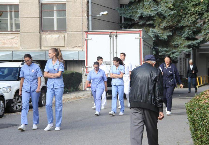 RAD IZNAD NORME Kadrovska nestašica bolnicu košta 450 tisuća kuna mjesečno