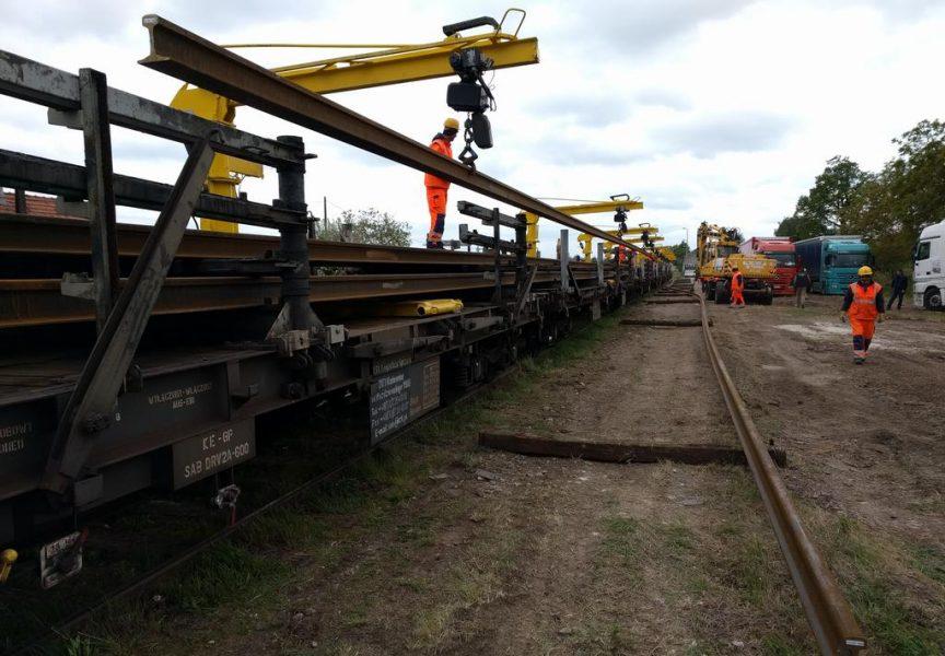 SVE IDE PO PLANU Nakon više od 40 godina, na proljeće se otvara nova hrvatska pruga