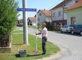 NOVOST Za lakše snalaženje nazivi ulica izmještaju se na javne površine