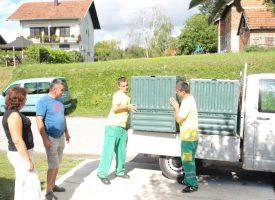 EKOLOGIJA Sortiranje i odvajanje otpada u Gradu Čazmi je na visokoj razini