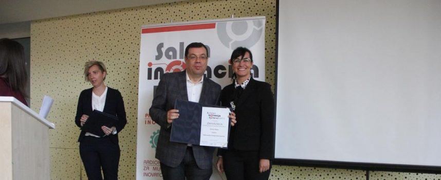 ŽUPANIJSKI KUTAK Zbog potpore Županije Salon inovacija održan je na visokom nivou