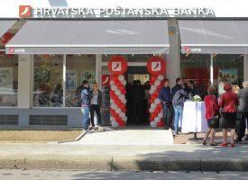 HRVATSKA POŠTANSKA BANKA Otvoren novi prostor u samom središtu grada