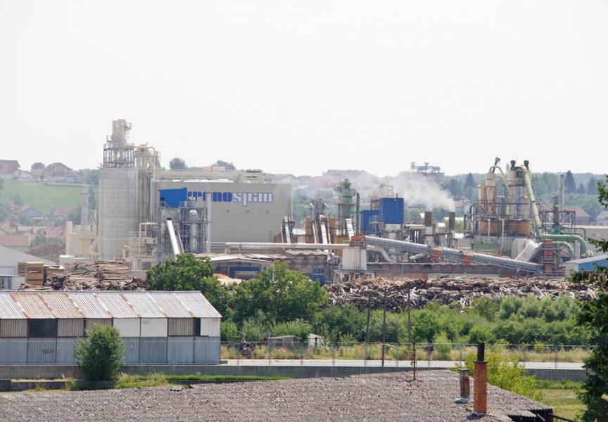VELIKE INVESTICIJE Kronospan CRO samo u godinu dana uložio 200 milijuna kuna
