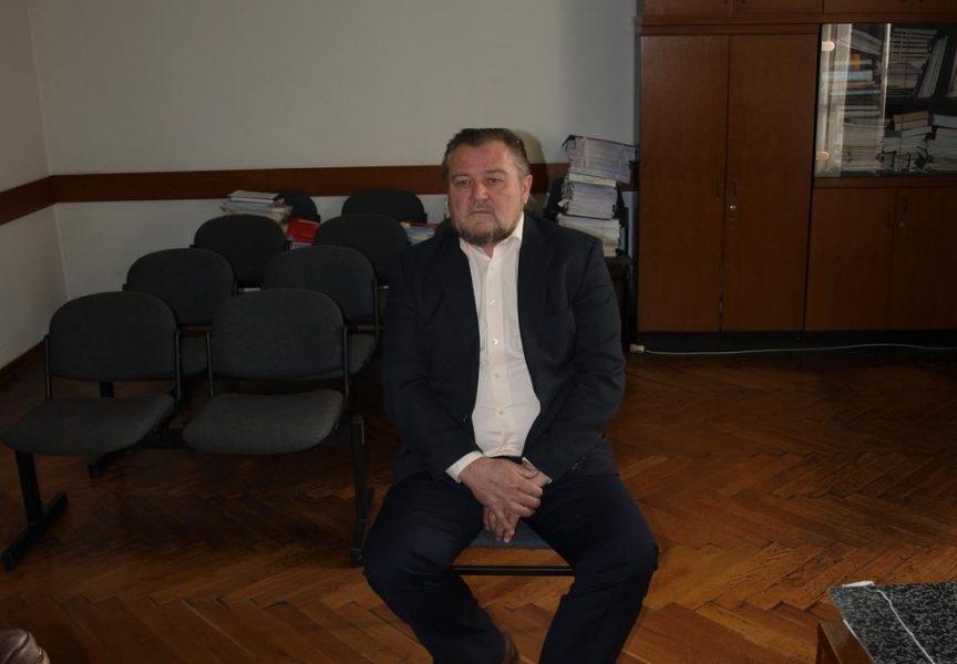 NEPRAVOMOĆNA PRESUDA Doktor Davorin Diklić konačno dočekao presudu