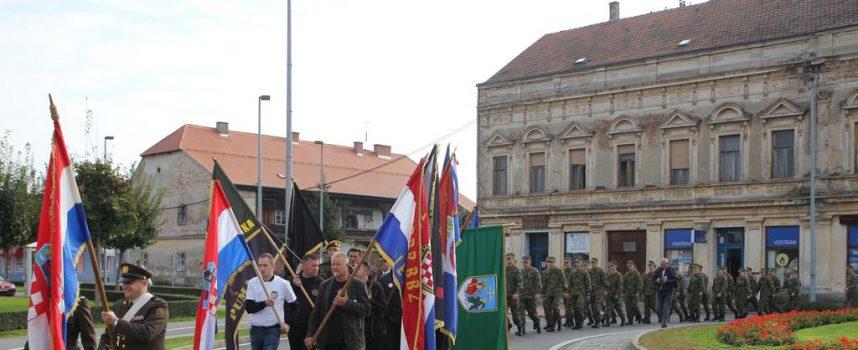 SVEČANO U SREDIŠNJEM PARKU Obilježava se Dan Grada i Dan bjelovarskih branitelja