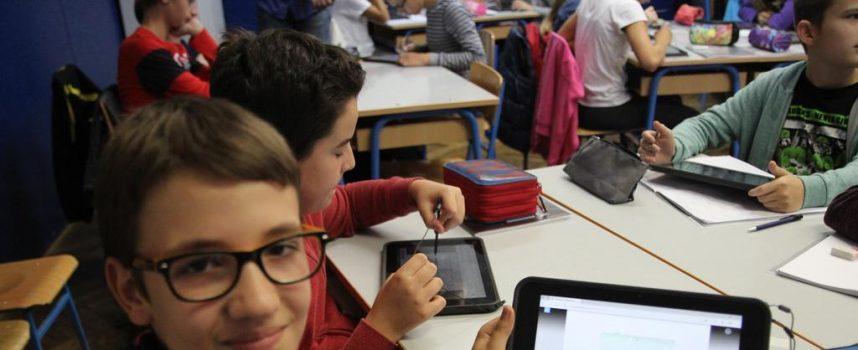 PAMETNA ŠKOLA Druga osnovna škola ušla je u pilot projekt e – Škole