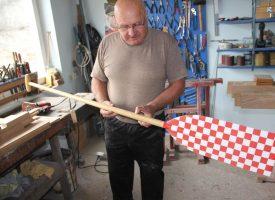 BJELOVARSKE LAĐE Kako je domaći stolar postao ekspert za veslačka plovila