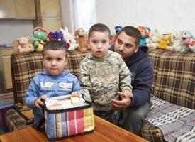 BORBA ZA ŽIVOT Dječaci čekaju transplantaciju koja im treba spasiti život