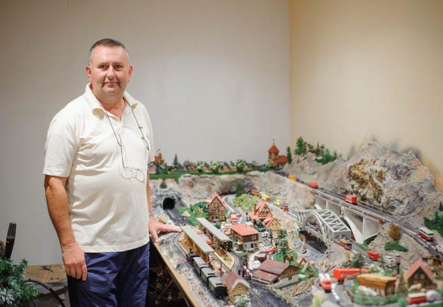 ŽIVOTNI PROJEKT Darko Krivak napravio vrhunsku maketu Graza