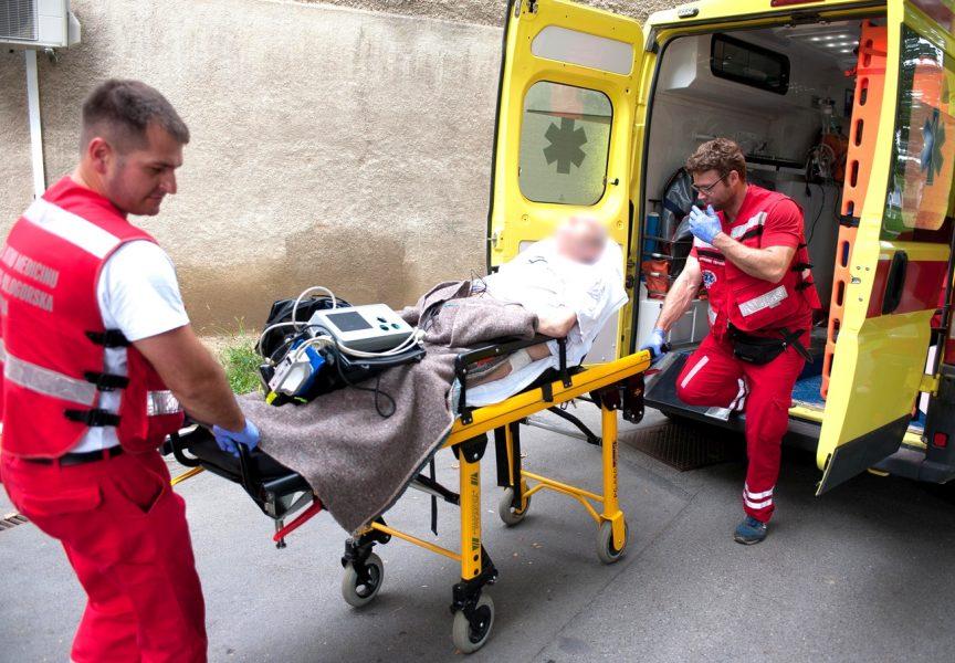 BITKA ZA ŽIVOT Hitna pomoć brzim intervencijama smanjila smrtnost za 60 posto